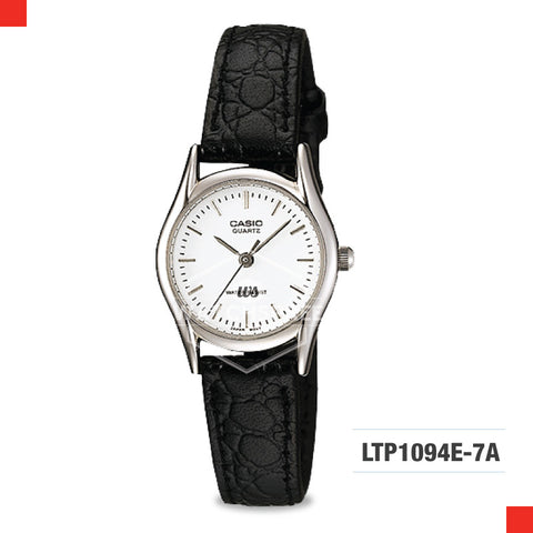 Casio Ladies Watch LTP1094E-7A