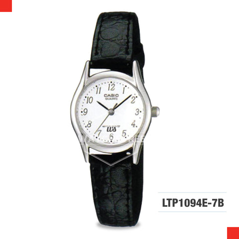 Casio Ladies Watch LTP1094E-7B