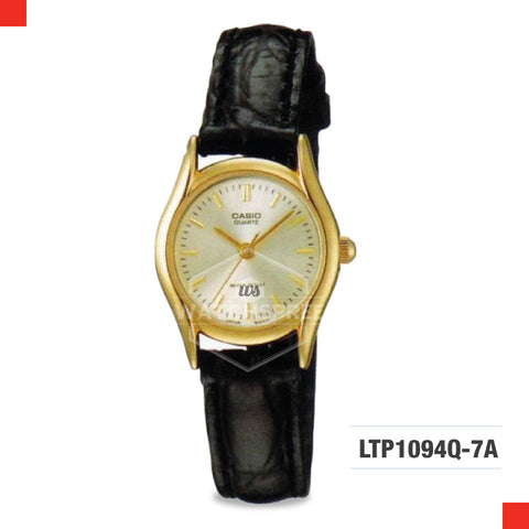 Casio Ladies Watch LTP1094Q-7A