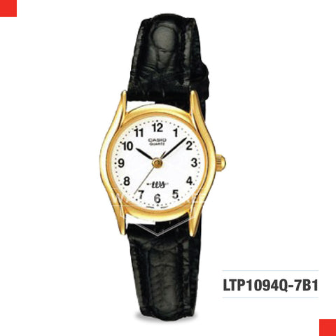 Casio Ladies Watch LTP1094Q-7B1