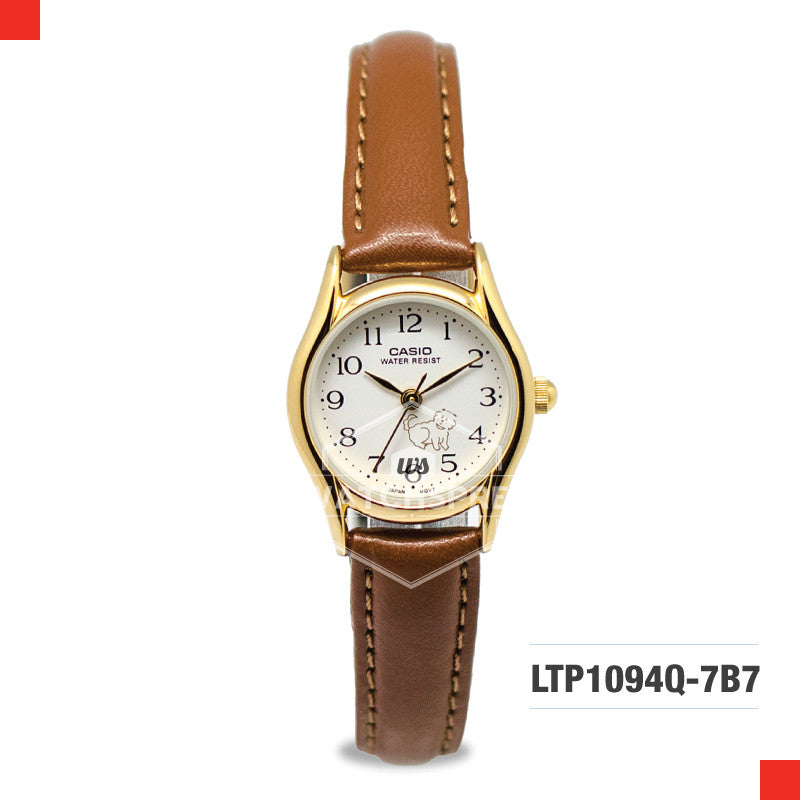 Casio Ladies Watch LTP1094Q-7B7