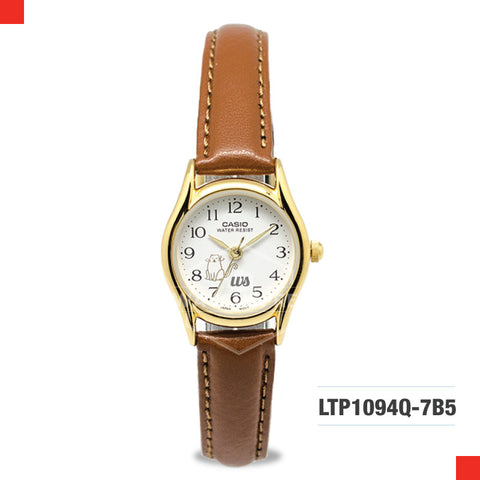 Casio Ladies Watch LTP1094Q-7B8