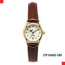 Load image into Gallery viewer, Casio Ladies Watch LTP1094Q-7B9