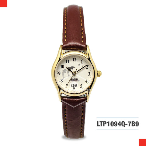 Casio Ladies Watch LTP1094Q-7B9