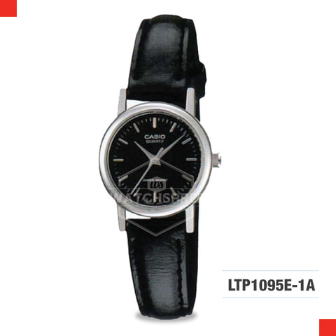 Casio Ladies Watch LTP1095E-1A
