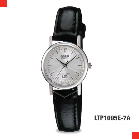 Casio Ladies Watch LTP1095E-7A