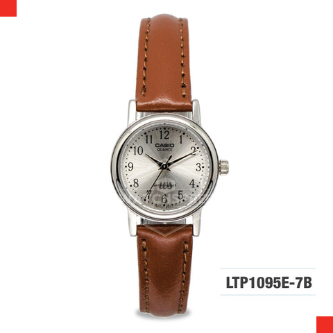 Casio Ladies Watch LTP1095E-7B