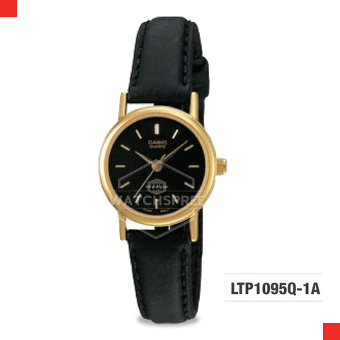 Casio Ladies Watch LTP1095Q-1A