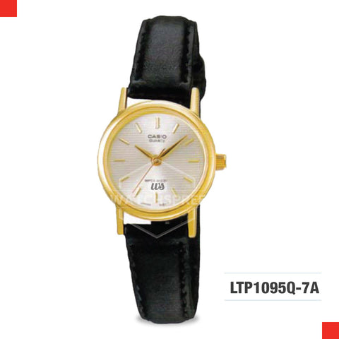 Casio Ladies Watch LTP1095Q-7A