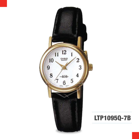 Casio Ladies Watch LTP1095Q-7B