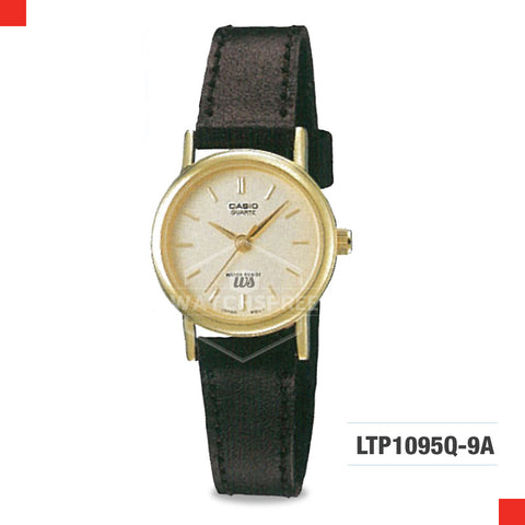 Casio Ladies Watch LTP1095Q-9A