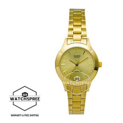 Casio Ladies Watch LTP1128N-9A