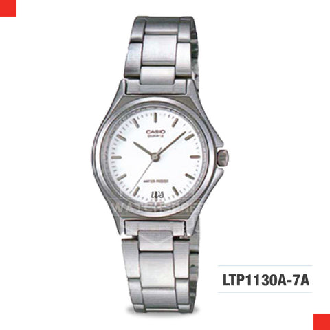 Casio Ladies Watch LTP1130A-7A