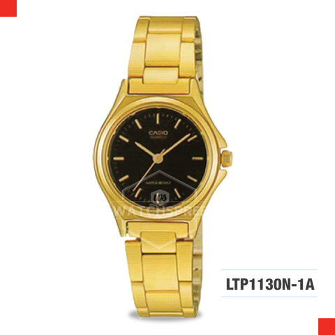 Casio Ladies Watch LTP1130N-1A