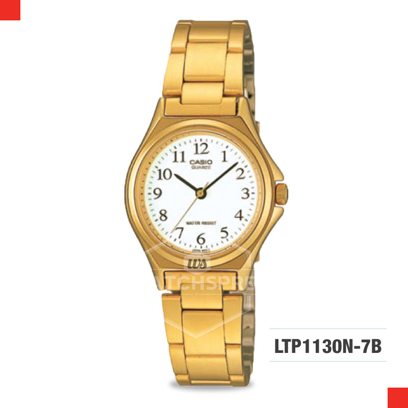 Casio Ladies Watch LTP1130N-7B