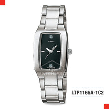 Load image into Gallery viewer, Casio Ladies Watch LTP1165A-1C2
