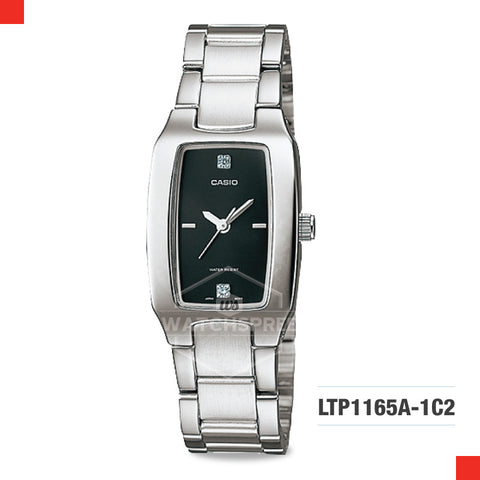Casio Ladies Watch LTP1165A-1C2