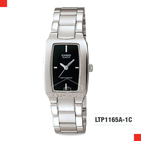 Casio Ladies Watch LTP1165A-1C
