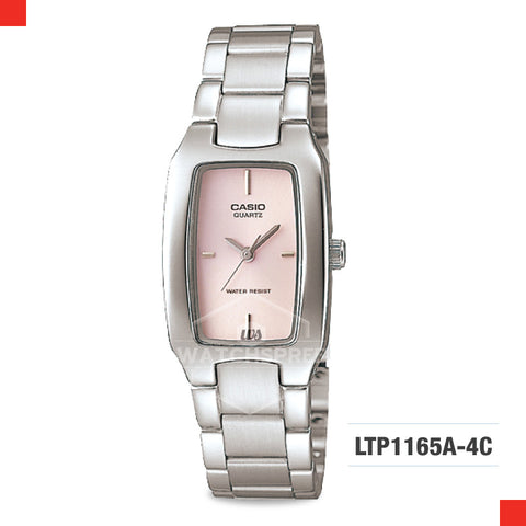 Casio Ladies Watch LTP1165A-4C