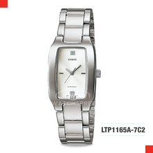 Load image into Gallery viewer, Casio Ladies Watch LTP1165A-7C2