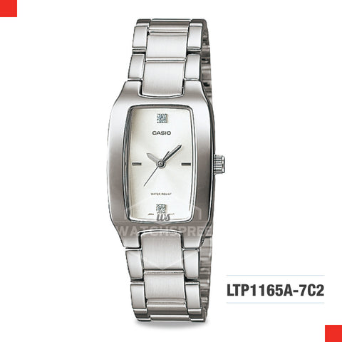 Casio Ladies Watch LTP1165A-7C2