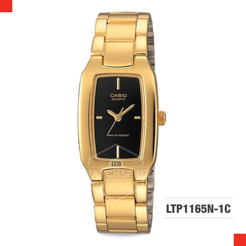 Casio Ladies Watch LTP1165N-1C