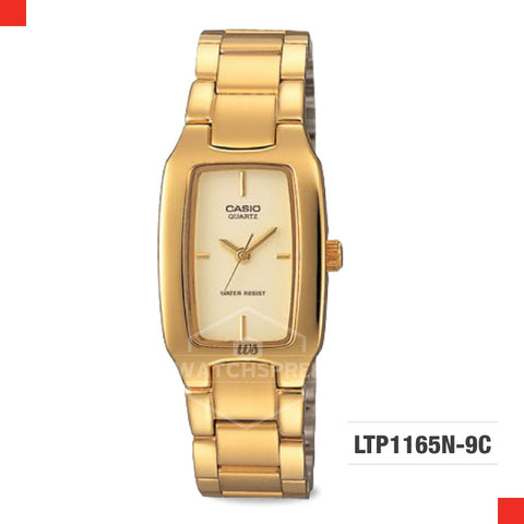 Casio Ladies Watch LTP1165N-9C