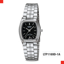 Load image into Gallery viewer, Casio Ladies Watch LTP1169D-1A