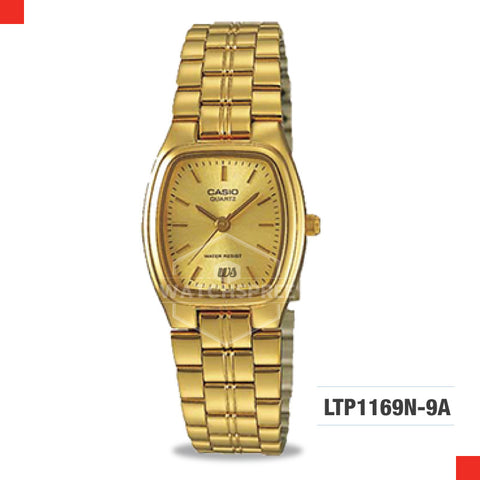 Casio Ladies Watch LTP1169N-9A