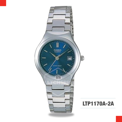Casio Ladies Watch LTP1170A-2A