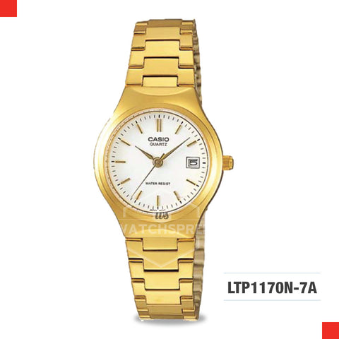 Casio Ladies Watch LTP1170N-7A