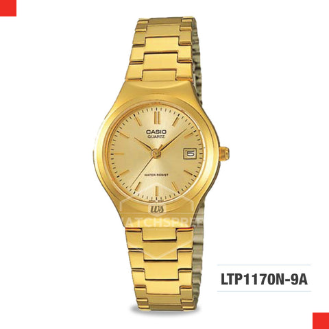 Casio Ladies Watch LTP1170N-9A
