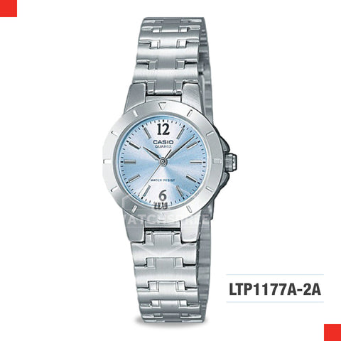 Casio Ladies Watch LTP1177A-2A