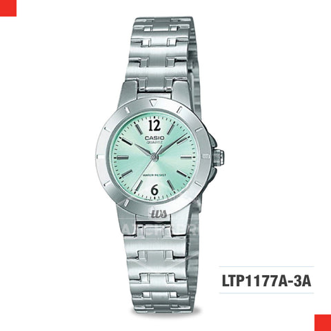 Casio Ladies Watch LTP1177A-3A