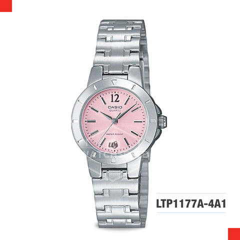 Casio Ladies Watch LTP1177A-4A1