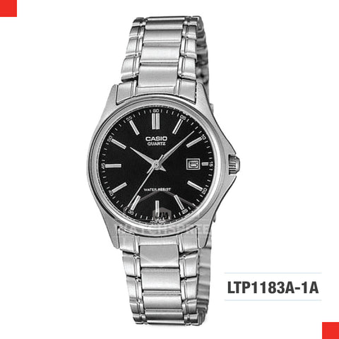 Casio Ladies Watch LTP1183A-1A