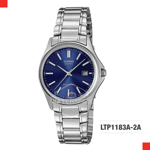 Casio Ladies Watch LTP1183A-2A