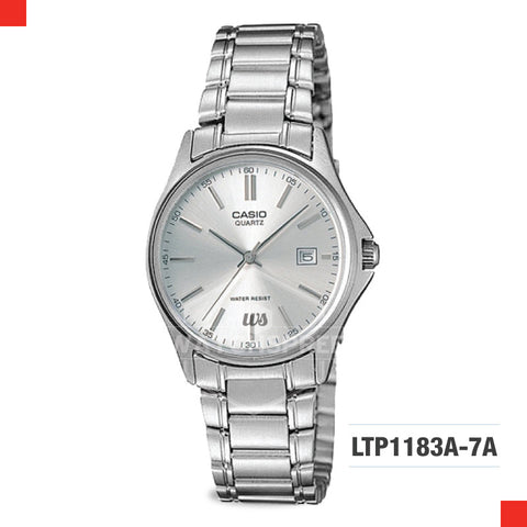 Casio Ladies Watch LTP1183A-7A