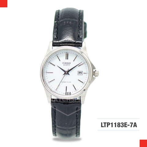 Casio Ladies Watch LTP1183E-7A