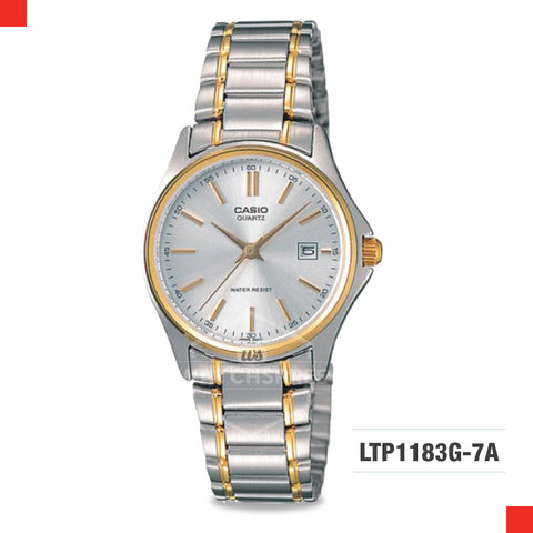 Casio Ladies Watch LTP1183G-7A