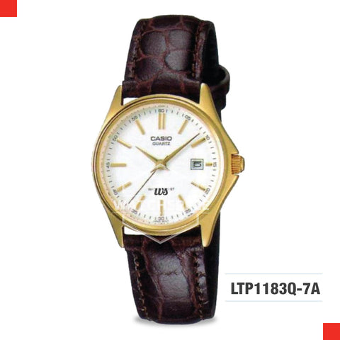 Casio Ladies Watch LTP1183Q-7A