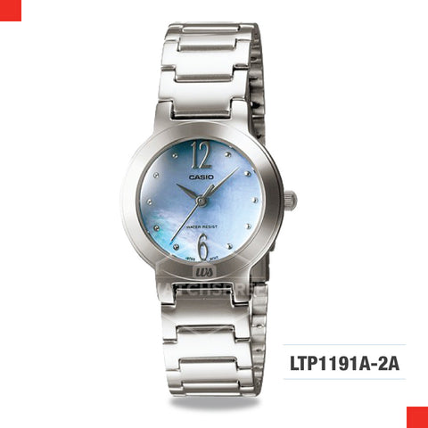 Casio Ladies Watch LTP1191A-2A
