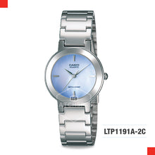 Load image into Gallery viewer, Casio Ladies Watch LTP1191A-2C