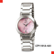 Load image into Gallery viewer, Casio Ladies Watch LTP1191A-4A1