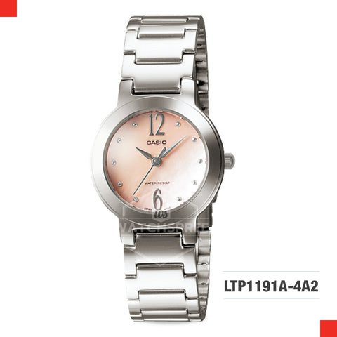 Casio Ladies Watch LTP1191A-4A2