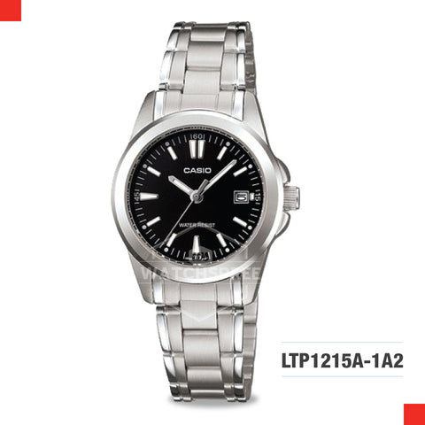 Casio Ladies Watch LTP1215A-1A2