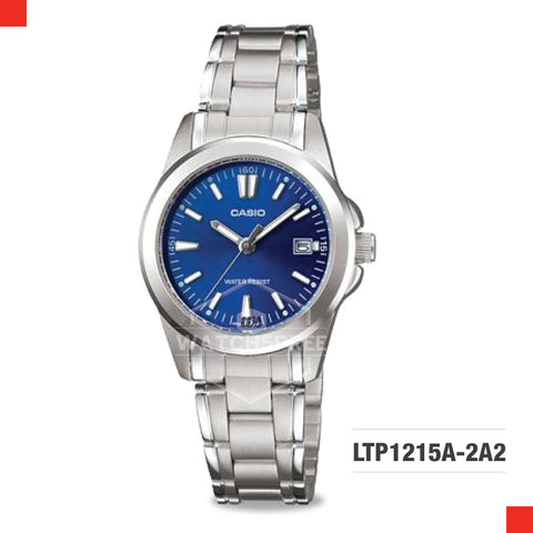 Casio Ladies Watch LTP1215A-2A2