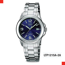 Load image into Gallery viewer, Casio Ladies Watch LTP1215A-2A