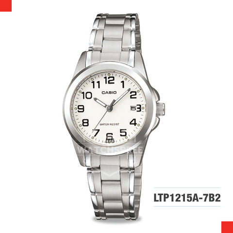 Casio Ladies Watch LTP1215A-7B2