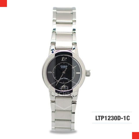 Casio Ladies Watch LTP1230D-1C